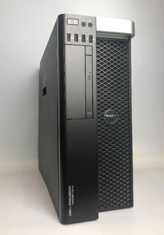 Dell Precision 7810 2xXeon 8 Core E5-2630v3 2.4/32Gb DDR4/512Gb