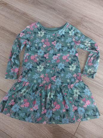 Sukienka bawełniana 116