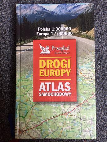 Atlas samochodowy