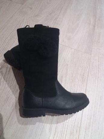 Zimowe buciki różne rozmiary