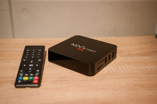 Android tv box 4k youtube hdmi MXqpro