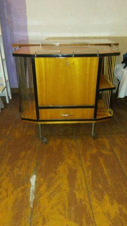 Barek bar komoda szafka na kółkach