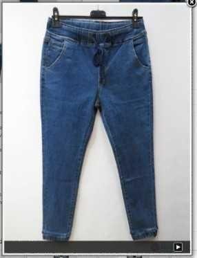 Plus size jeansy