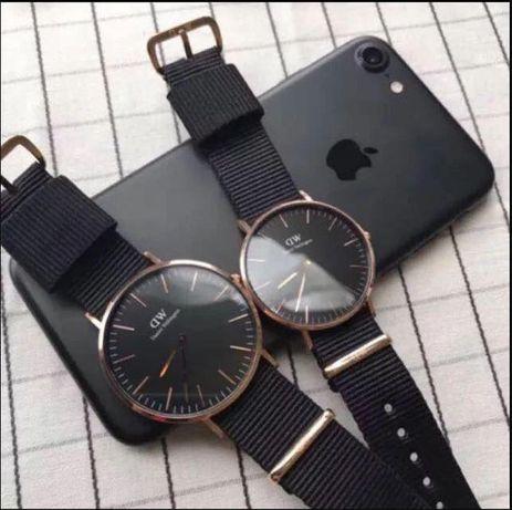 Daniel Wellington 4 модели часы мужские женские годинник dw watch