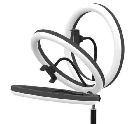 Вы останитесь довольны Кольцевая лампа LED LC-330