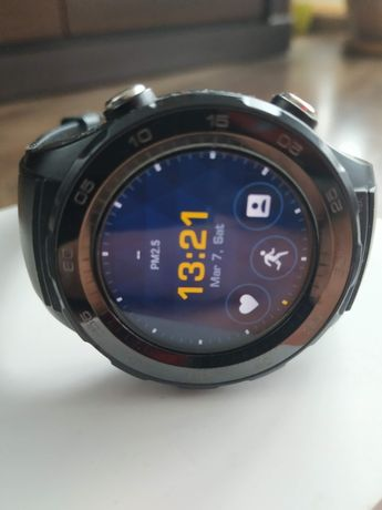 Smartwatch Huawei Watch 2 Sport BT LTE Black (używany)