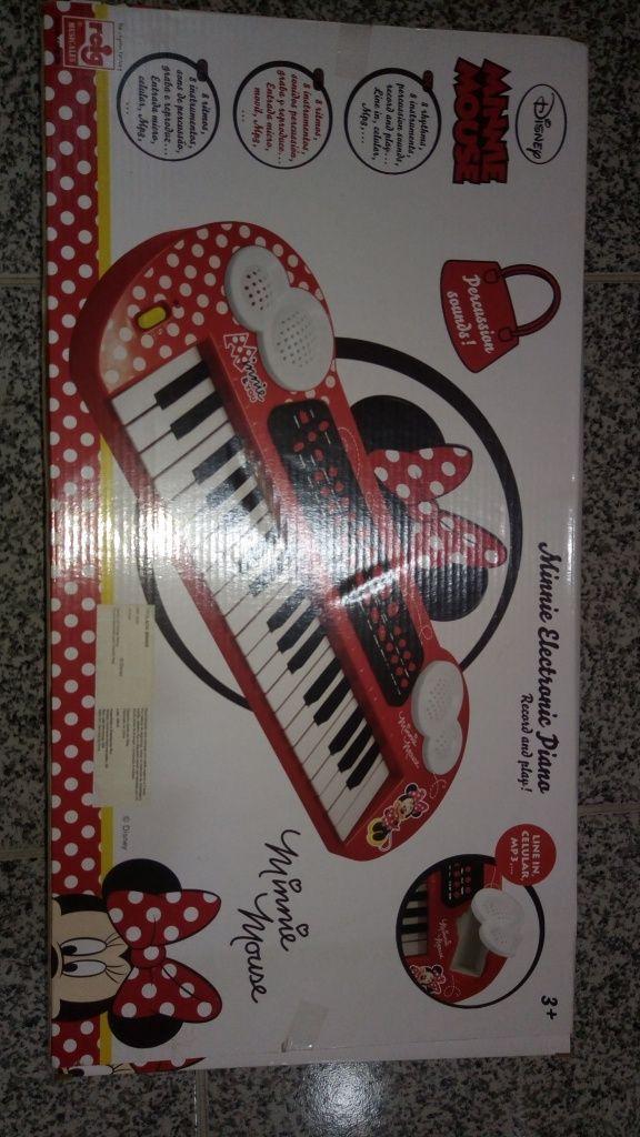 Piano criança Mini Disney