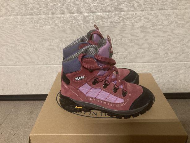 Buty trekkingowe dziecięce rozmiar 30