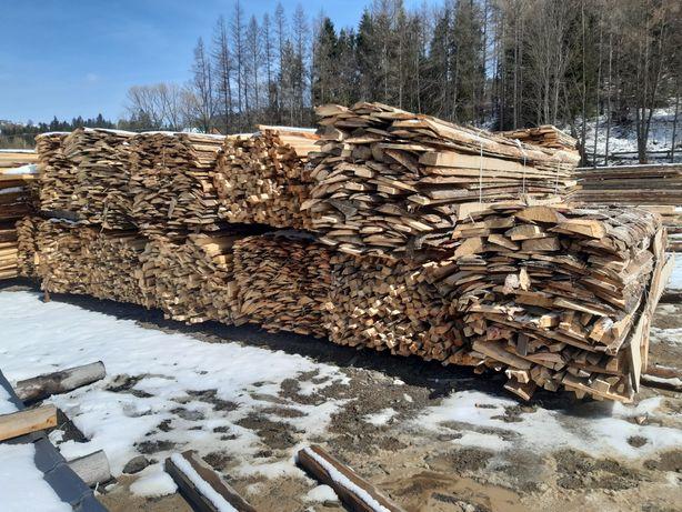 Drewno  opałowe - świerk