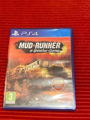 Mud Runner   PS4