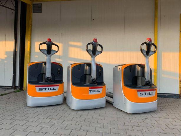 Still EXU 20 2014 rok paleciak elektryczny wózek widłowy