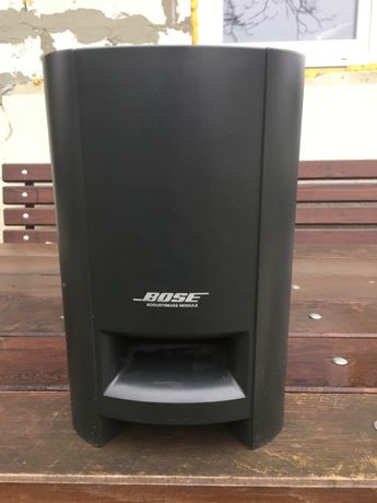 активний саббуфер Bose cinemate N123