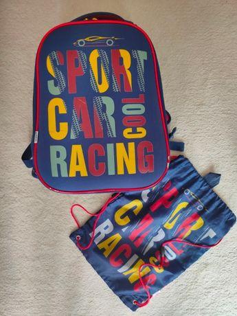 Рюкзак школьный KITE и сумка для формы