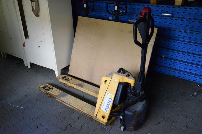 Wózek paletowy elektryczny OMV paleciak