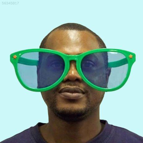 Большие пластиковые очки для вечеринок, карнавалов