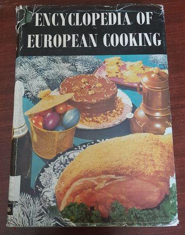 Книга Encyclopedia of European Cooking