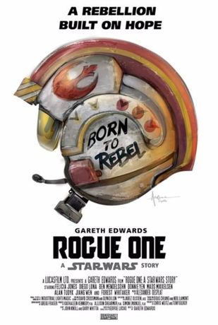Poster Rogue One - a Star Wars story (Novo)