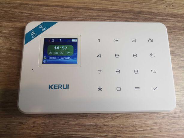 Kerui W18 (GSM+WiFi) комплект охранного оборудования