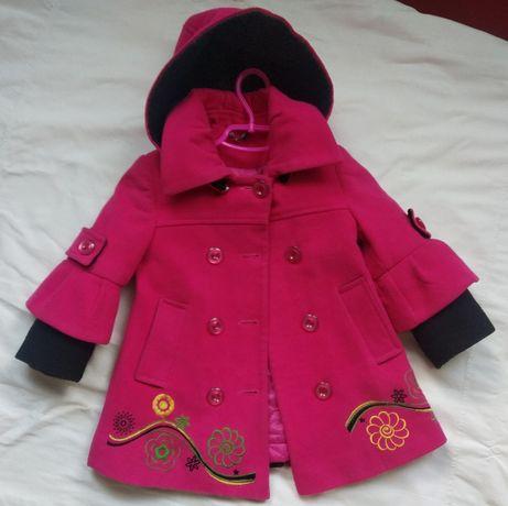 Пальто весна-осень на девочку недорого