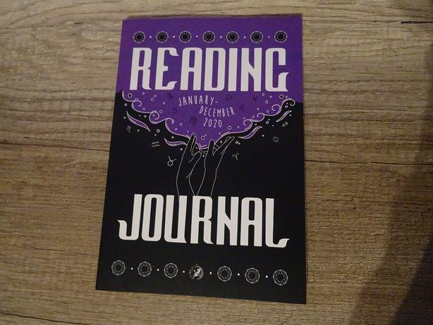 reading journal 2020 fairyloot