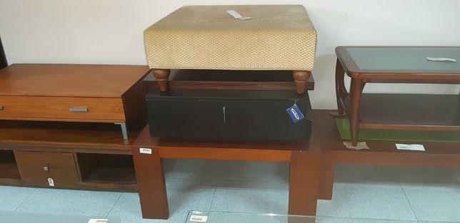 Varias mesas de centro a 120€