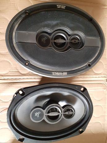 Głośniki Zestaw Zeus 300w oraz 120w