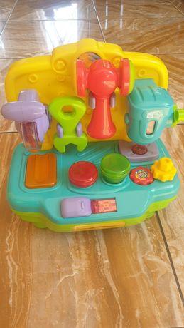Zabawka na baterie, wydajaca dźwięki