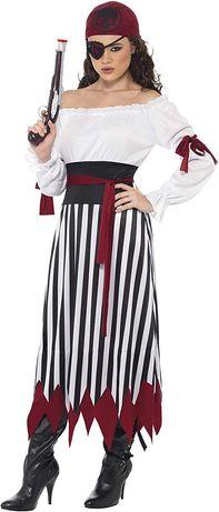 Strój piratki piratka pirat piraci kostium 44-46