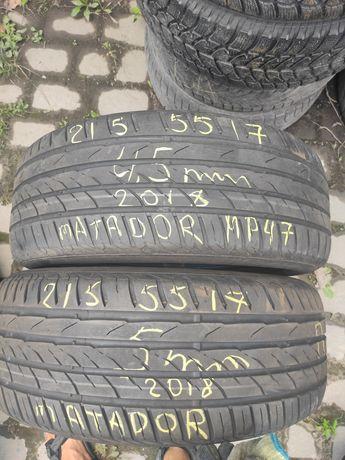 Шини літні 215 55 17 matador hectorra mp47, 5mm