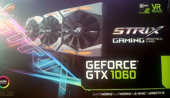 видеокарта ASUS NVIDIA Geforce GTX 1060 6Gb
