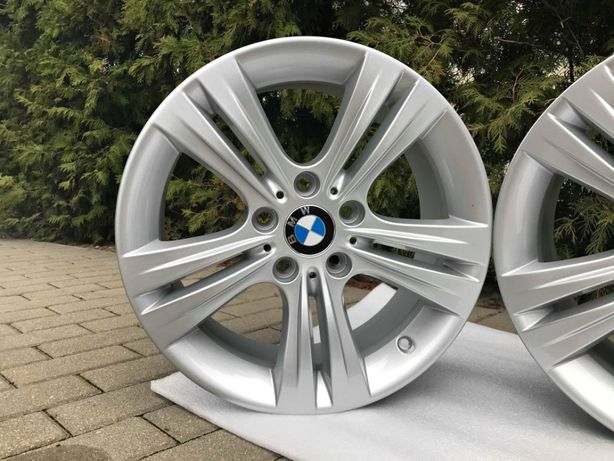 15# NOWE Alufelgi BMW ORG! r17 5x120 X1 X3 E46 E90 E91 F30 F31 F20 E84