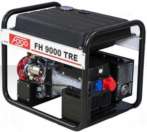 Agregat Prądotwórczy FOGO  FH 9000 TRE  8,5 kVA Silnik HONDA