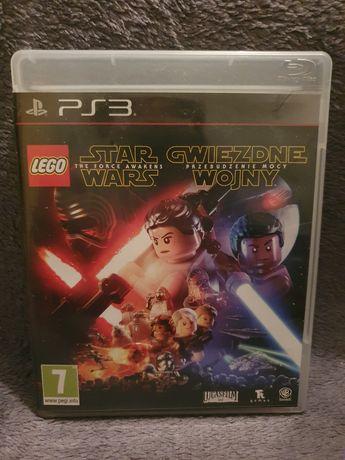 Gra ps3 LEGO star wars gwiezdne wojny przebudzenie mocy prezent