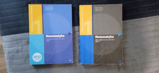 Matematyka. Podręcznik i ćwiczenia do liceów i techników. Kl. 1