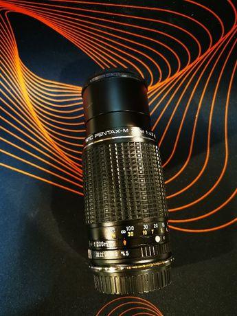 SMC Pentax-M 80-200 mm f/4.5 - 200 zł + koszty wysyłki