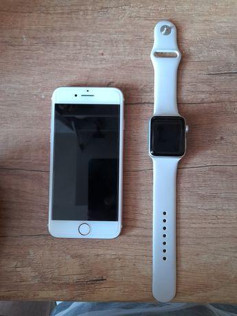 Iphone 7 + Apple watch 3 38