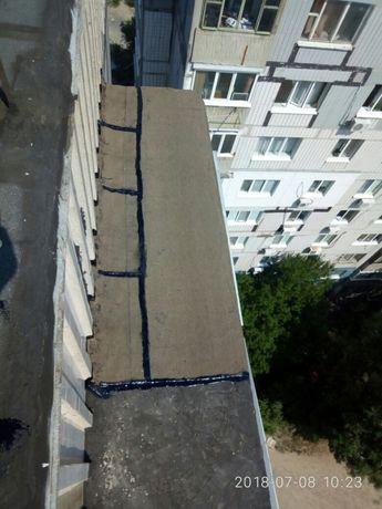 Ремонт крыш. Балконов.