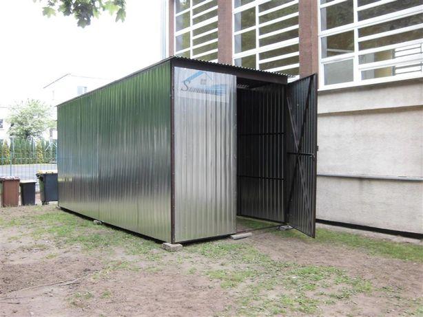 Schowek budowlany garaż blaszak pomieszczenie gospodarcze każdy wymiar