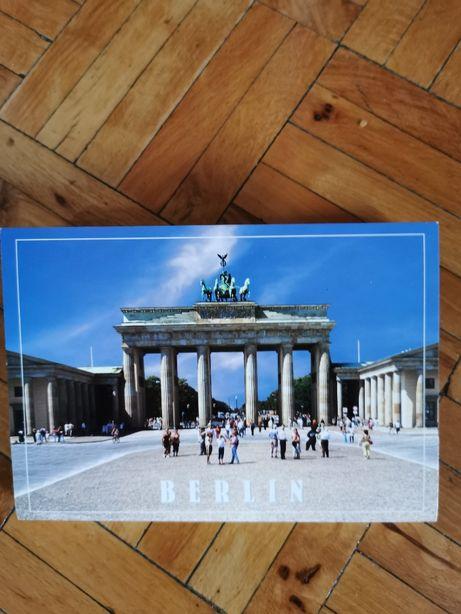 Kolekcja pocztówek z Berlina