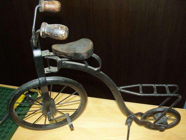 Bicicleta decorativa artesanato