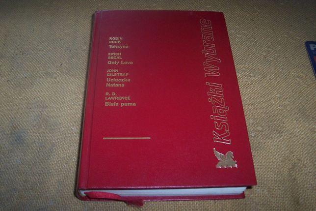 Książki Wybrane Robin Cook Wydanie 1 polskie