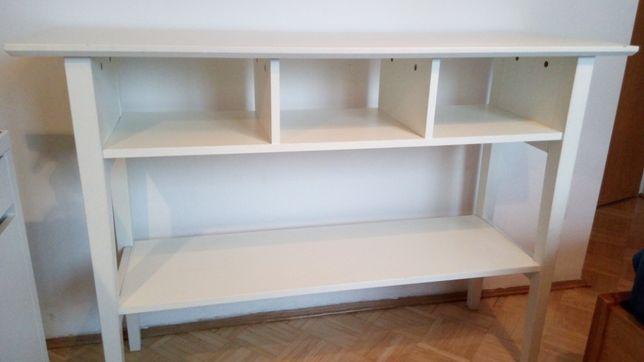 stolik / miniregał pod telewizor (wys. 90 cm, szer. 41 cm)