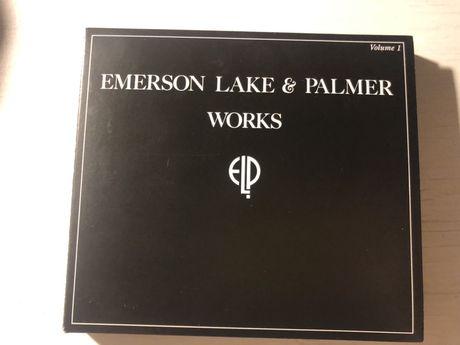 Emerson Lake & Palmer - Works Volume 1