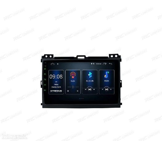 AUTO RADIO GPS ANDROID 10 TOYOTA LAND CRUISER (02-09)