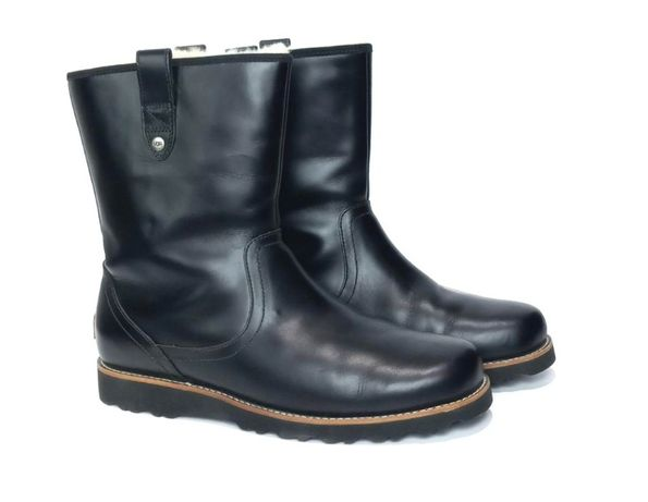 Кожаные ботинки UGG Australia Оригинал сапоги