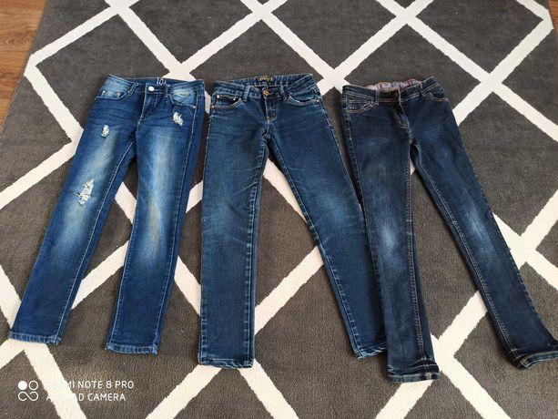 zestaw 3 par spodni rozmiar 152