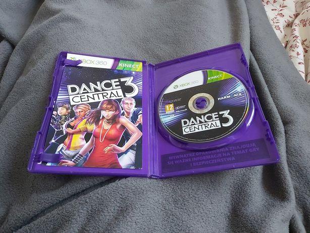 Dance central 3 gra xbox
