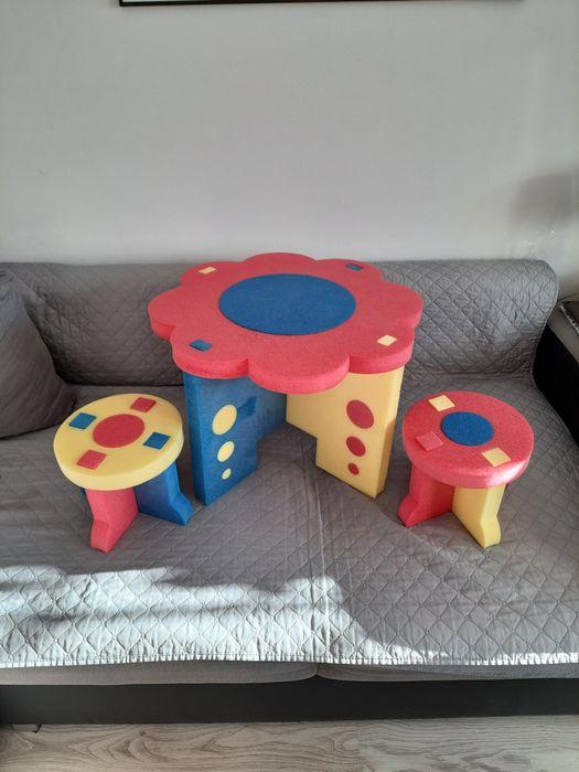 Stolik i krzesełka piankowe Jaworzno - image 1