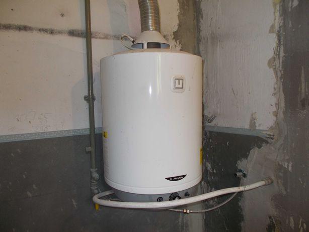 Ariston podgrzewacz gazowy pojemnościowy S/SGA X 80 EE