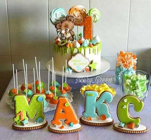 Торт на заказ любой сложности.Детские ,свадебные,праздничные.